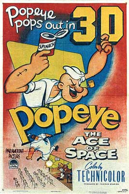Popeye the Sailor Man Cartoons